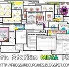 Math Station MEGA Pack! K-2