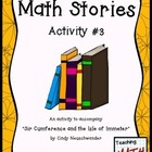 Math Stories - Activity #3