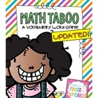 Math Taboo