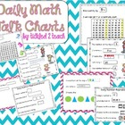 Math Talks Charts and Printables