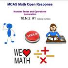Math Test Prep -  Open Response Gr.10-Number Sense & Operations