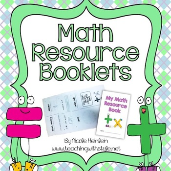 Math Testing Resources Student Book