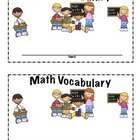 Math Vocabulary K-2