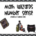 Math Wizards Primary - Number Sense