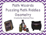 Math Wizards - Puzzling Geometry Riddles
