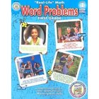 Math Word Problems (Mastering Basic Skills) [Paperback]