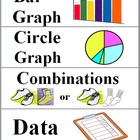 Math Word Wall Cards - Statistics, Probability, &amp; Data