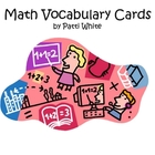 Math Word Walls