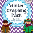 Math Work Station - Winter Roll/Graph