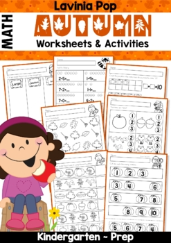 Autumn / Fall Math Worksheets & Activities