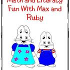 Math and Literacy Fun with Max and Ruby