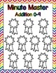 Math in a Minute Addition Packet