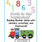 Math in the Beginning- Building Number Sense in Kindergarten!