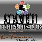 LOUISIANA - Math within History