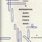 Mathematical Word Search Puzzle Book