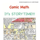 Mathematician Project - Math Research - Creating Comics!