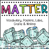 Matter All Around The World! {Solids, Liquids, & Gases + m