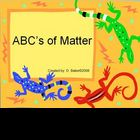 Matter PowerPoint Lesson