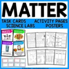 Matter - Solids, Liquids, and Gases Unit Activities