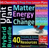 Matter and Energy - Engaging & Easy-to-learn Guided Study