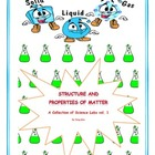 Matter & its observable properties: Solid, Liquid and Gas
