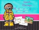 Speech Therapy May Better Speech & Hearing Month Language