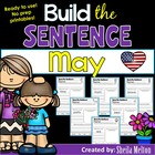 May Build the Sentence {20 print and go printables}