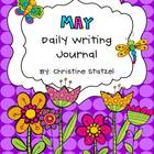 May Daily Writing Journal