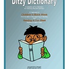 May Ditzy Dictionary