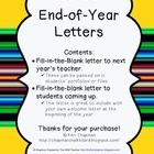 May Letter Writing Activity