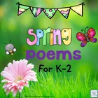 May Poetry Book for Fluency