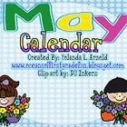 May Promeathean Board Calendar