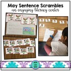 May Sentence Scrambles