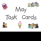 May Task Cards