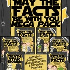 May The Facts Be With You Mega Pack ~ 24 Color By The Code