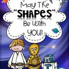 May The Shapes Be With You {A 3D Shape Unit}