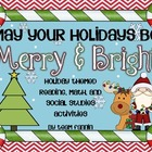 May Your Holidays Be Merry &amp; Bright: Math, Reading &amp; Socia