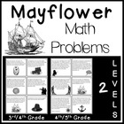 Mayflower Math Problems