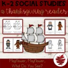 Mayflower. Mayflower What Do You See: A Thanksgiving Emerg