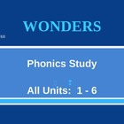 McGraw-Hill Wonders PHONICS STUDY BOARD - Grade 2:  BUNDLE