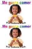Me Gusta Comer Early Readers
