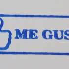 Me Gusta Self Inking Stamp