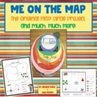 Me on the Map: The Original Map Circle Project and Much, M