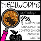 Mealworms on Parade {a life cycle unit for budding biologists}