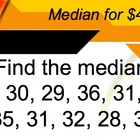 Mean Median Mode Range Powerpoint Trivia Review