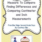 Measure To Compare: A Common Core Measurement Activity