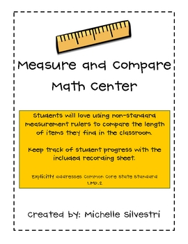 Measure and Compare