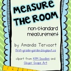 Measure the Room {Math Centre}