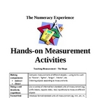 Measurement Activity Booklet