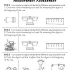 Measurement (Common Core Aligned)